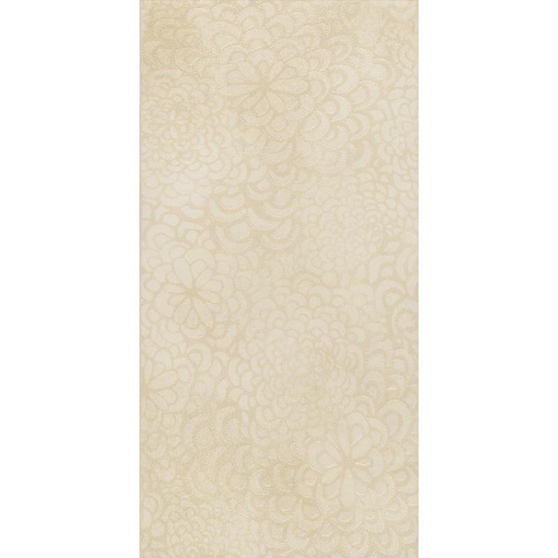 30x60 Bloom Krem Dekor Mat