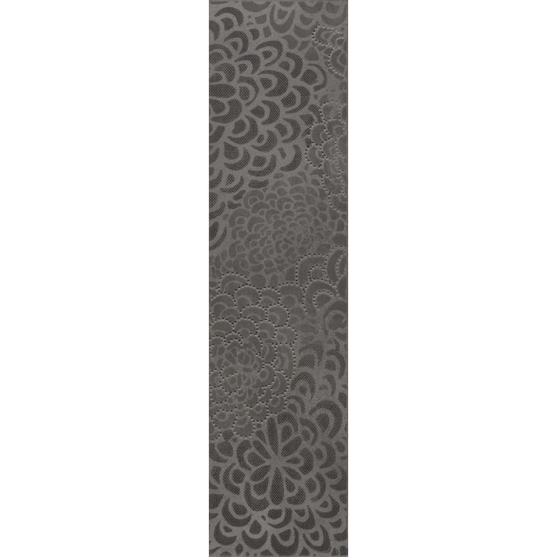 15x60 Bloom Antrasit Bordür Mat