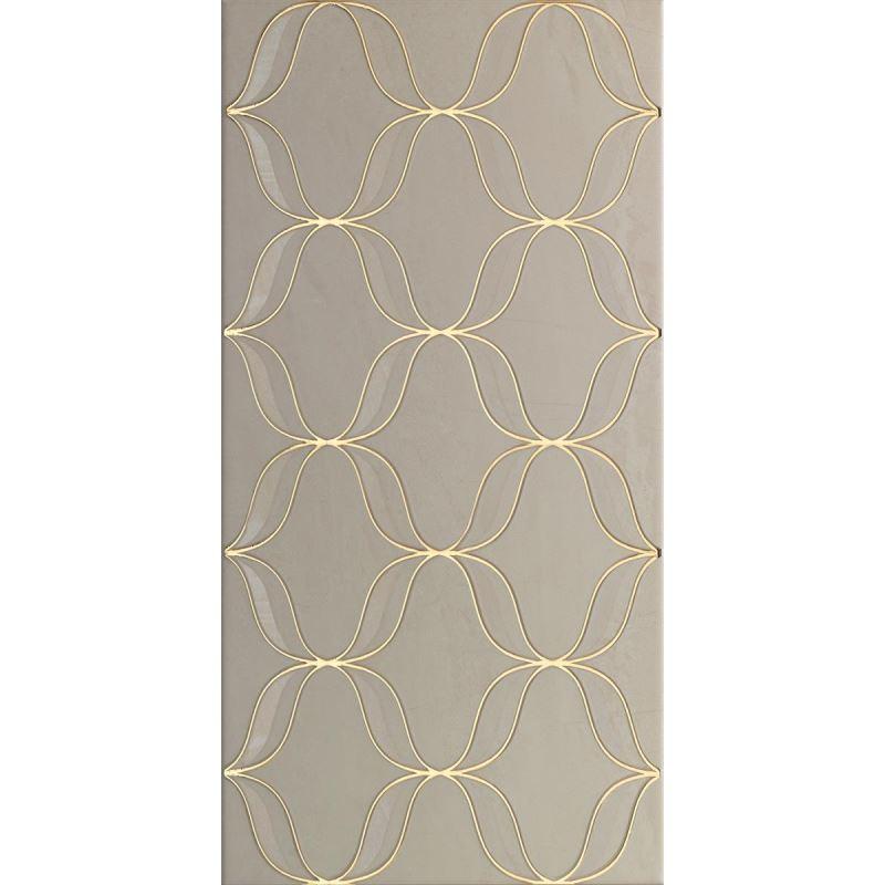 30x60 Ethereal M Altın Dekor Parlak
