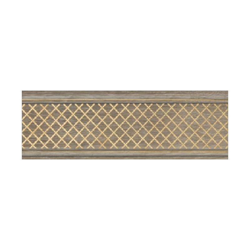 11x33 Provence Altın Bordür Mat