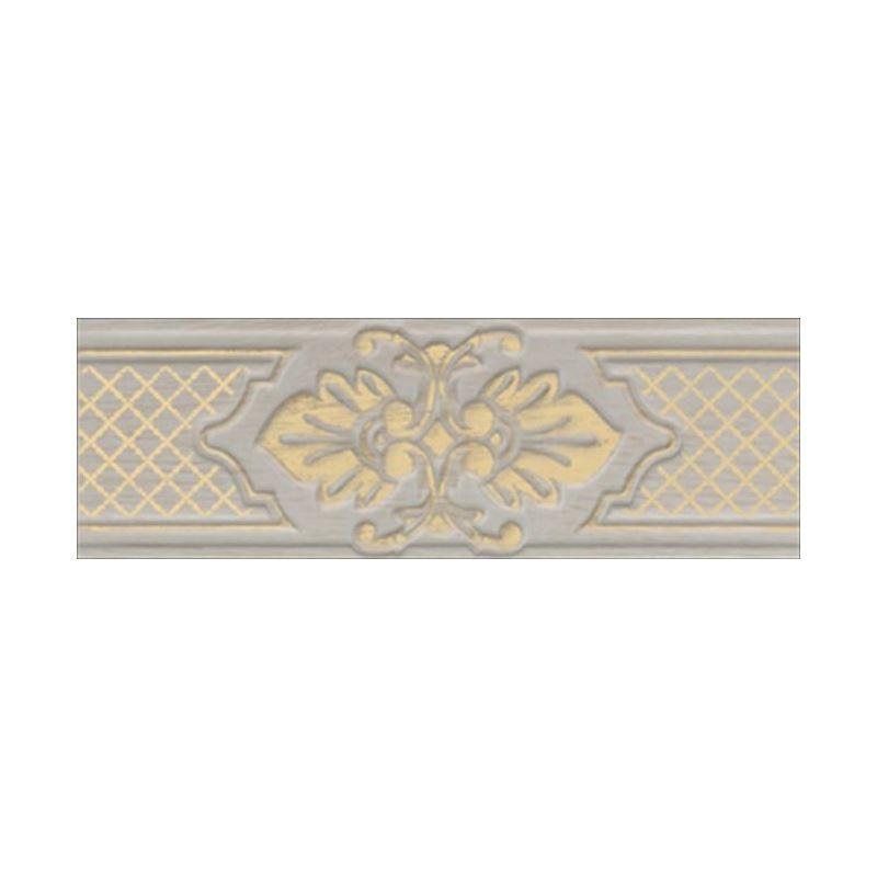 11x33 Provence Beyaz Bordür Mat