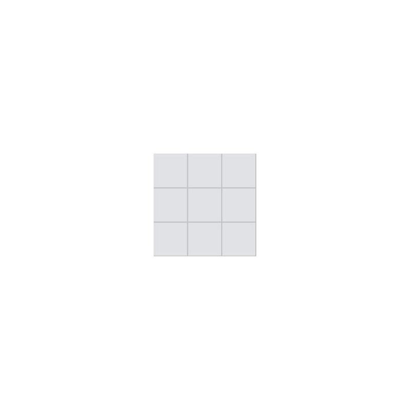 10x10 Pro Color RAL 7047 Açık Gri Mozaik Parlak