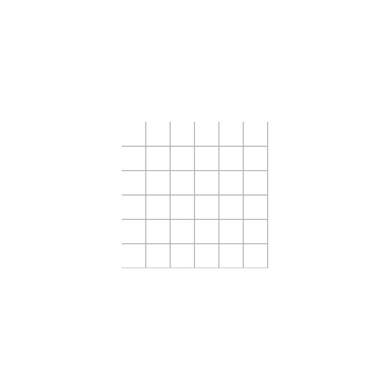 5x5 Miniworx RAL 9016 Beyaz Mozaik Mat