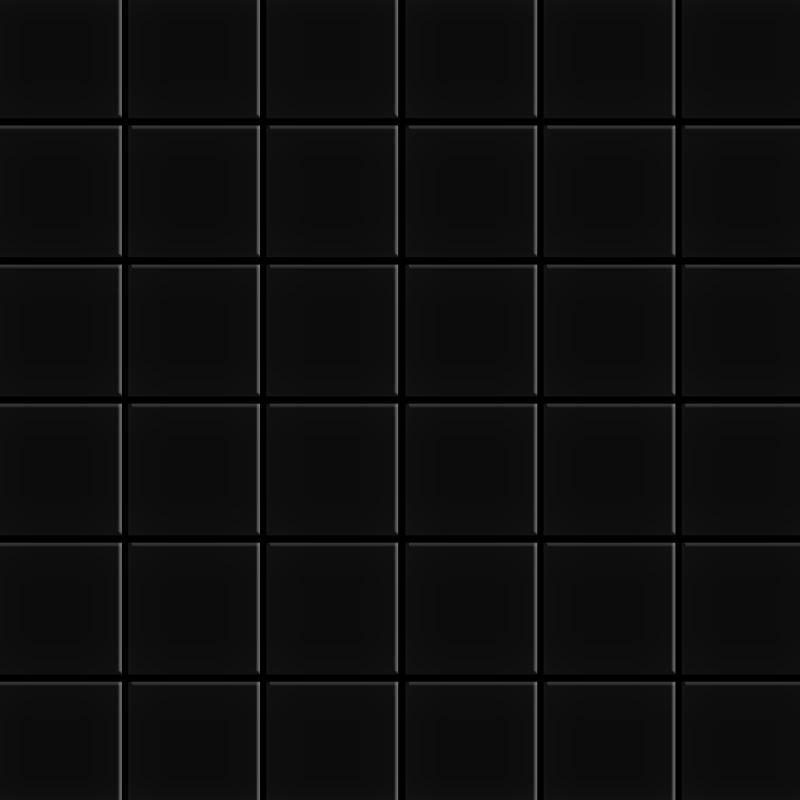 5x5 Miniworx RAL 0001500 Siyah Mozaik Mat