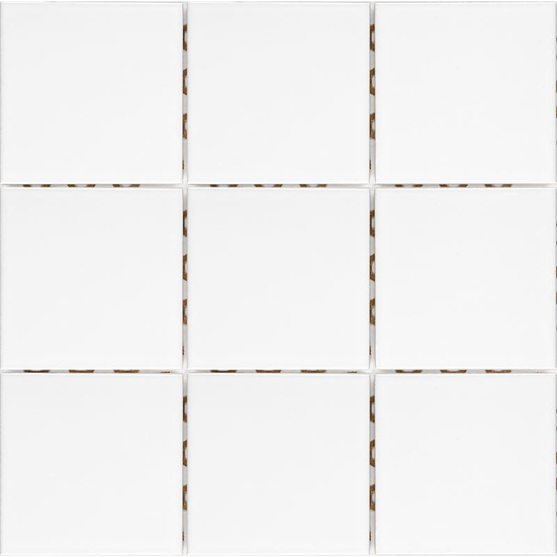 10x10 Miniworx RAL 9016 Beyaz Mozaik Mat