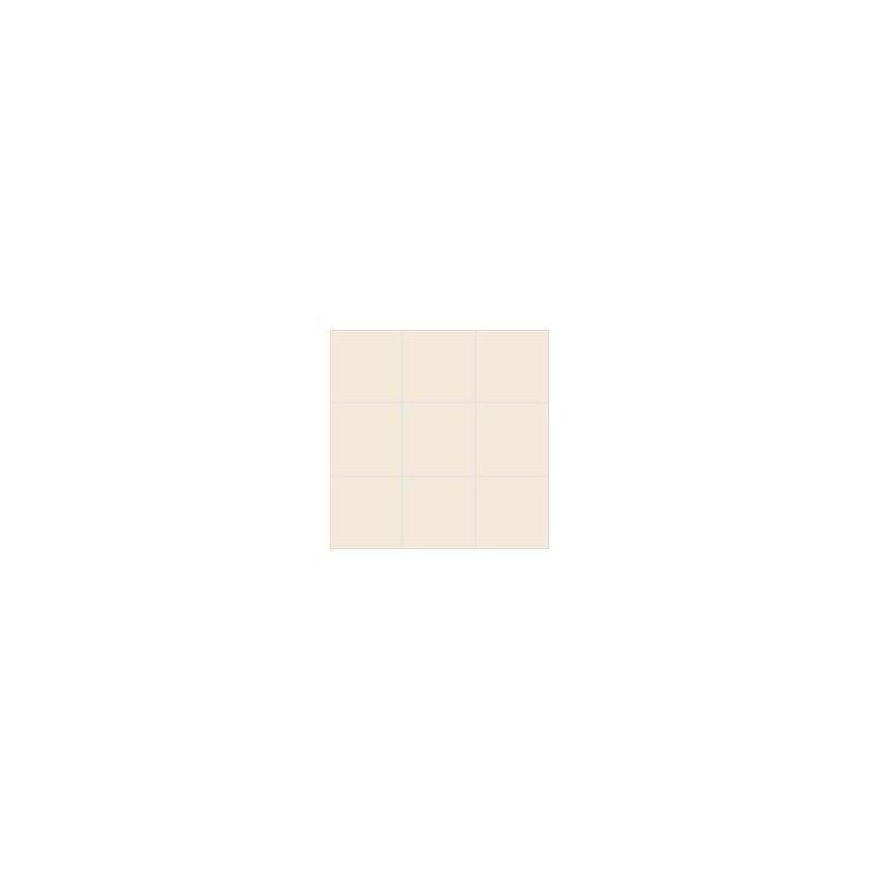10x10 Pro Color RAL 0809010 Açık Kum Beji Mozaik Mat