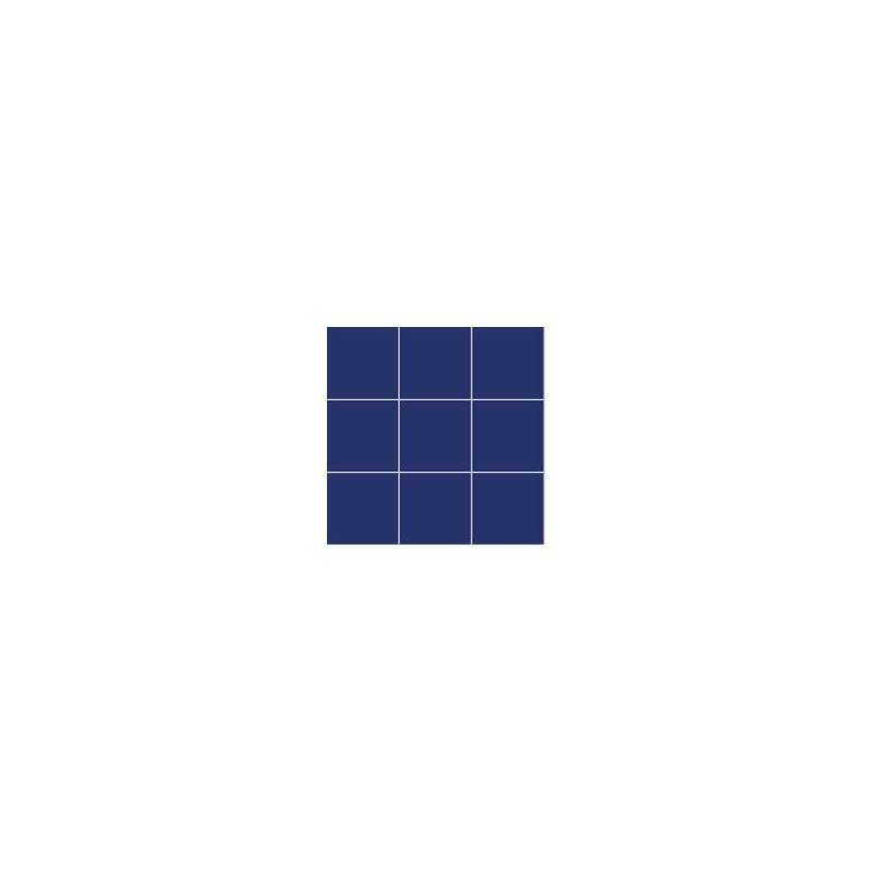 10x10 Pro Color RAL 5002 Kobalt Mavi Mozaik Parlak