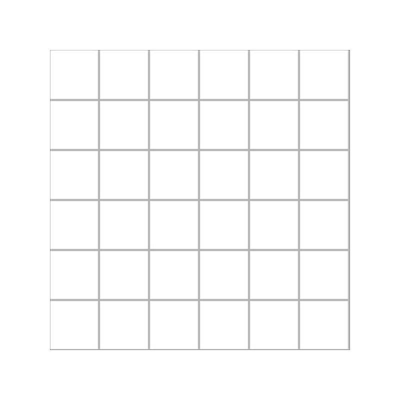 5x5 Pro Color RAL 9016 Beyaz Mozaik Parlak