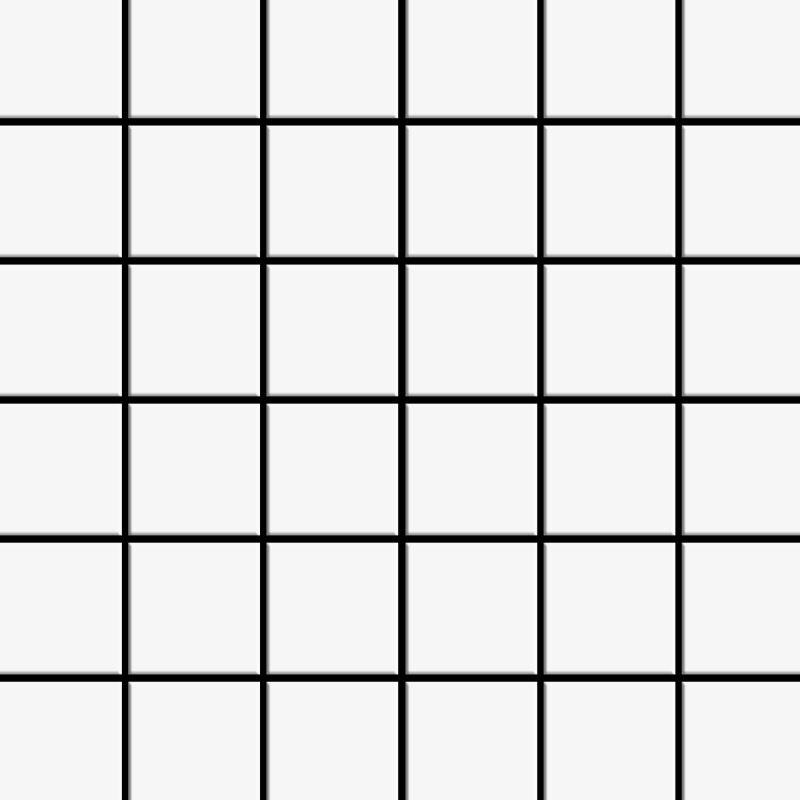 5x5 Miniworx RAL 9016 Beyaz Mozaik Parlak
