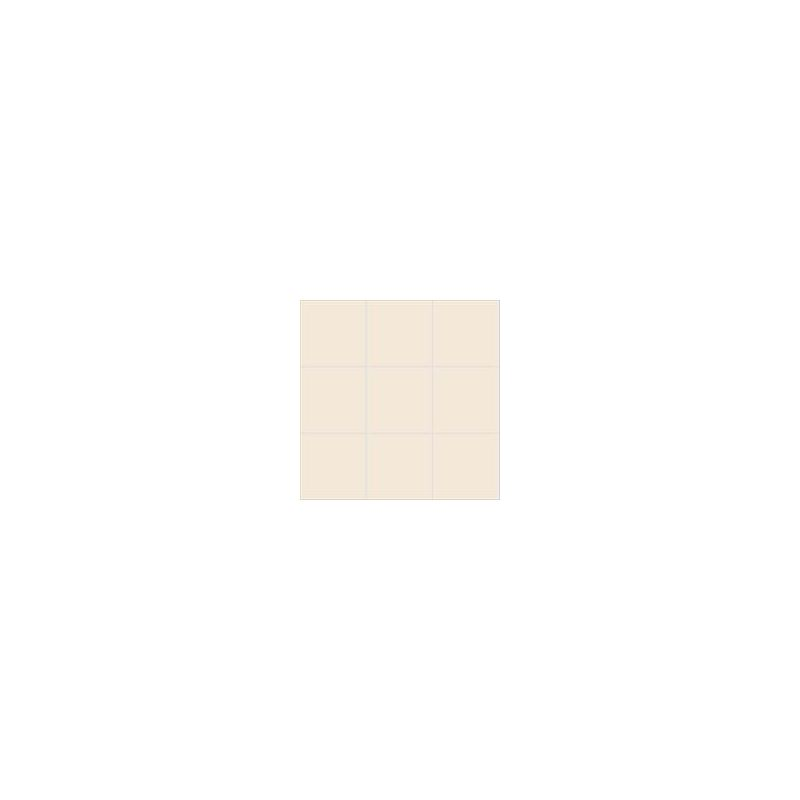 10x10 Pro Color RAL 0809010 Açık Kum Beji Mozaik Parlak