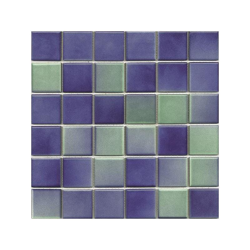 5x5 Colorline Koyu Mavi Mozaik Parlak