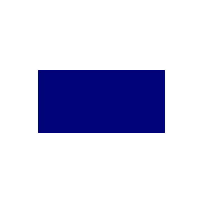 12.5x25 Pro Color RAL 5002 Kobalt Mavi Fon Mat