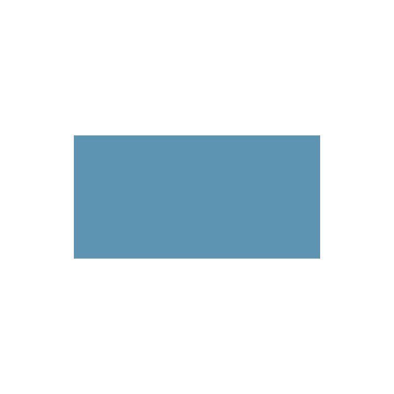 12.5x25 Pro Color RAL 2306020 Mavi Fon Parlak
