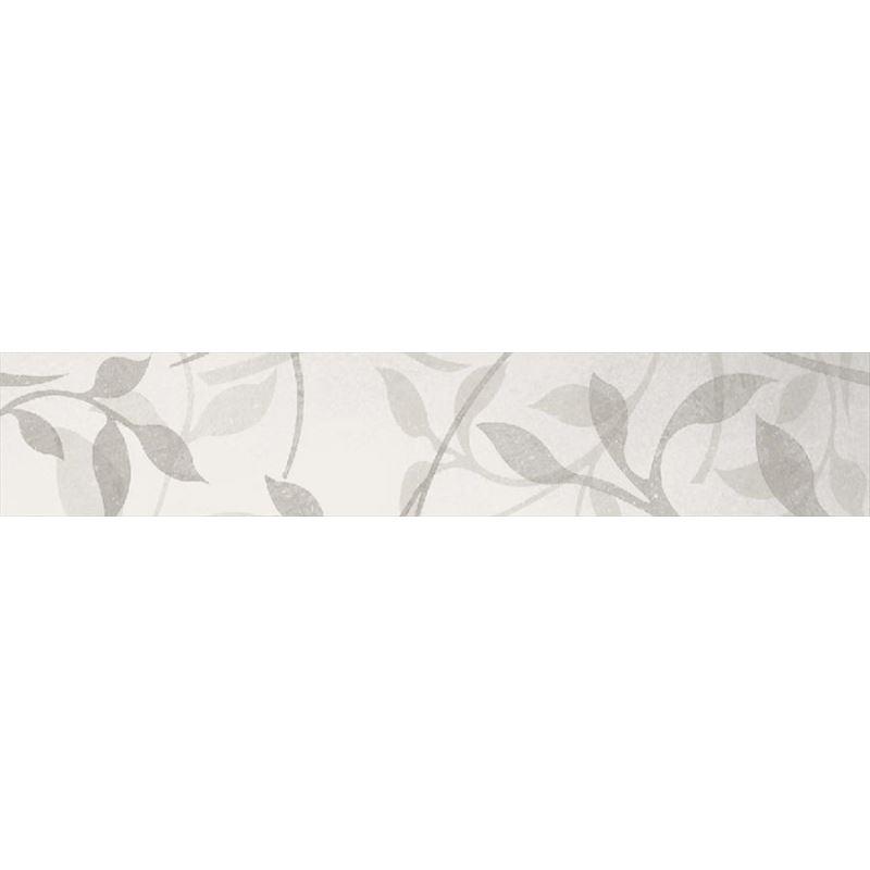 8.5x45 Bloom Beyaz Süpürgelik Mat