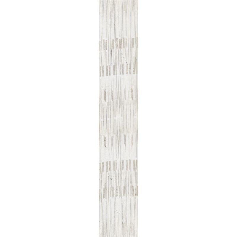 20x120 Pera Beyaz Dekor R9