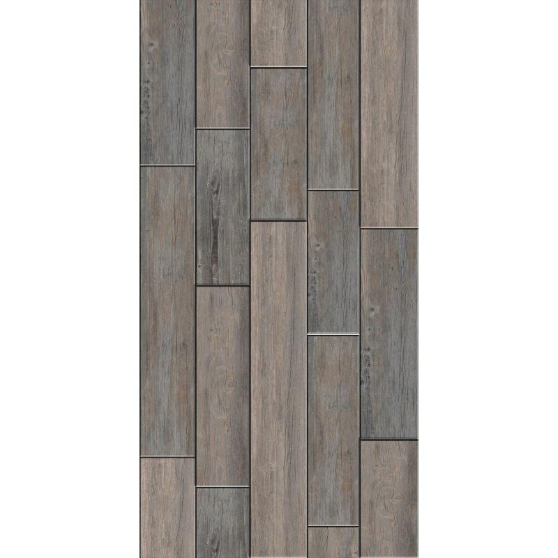 30x60 Woodmix Gri Dekor R10